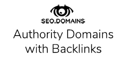 Authority Domains with Backlinks